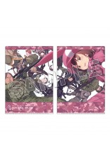 Sword Art Online Alternative Gun Gale Online Clear File Holder [7]